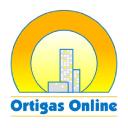 Ortigas logo icon