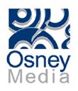Osney Media logo icon