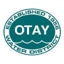 Otay Water District logo icon