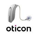 Oticon logo icon