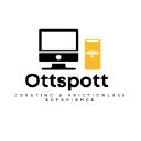 Ottspott logo icon