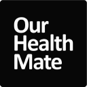 Our Health Mate logo icon