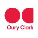 Oury Clark logo icon