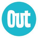 Out logo icon