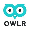 Owlr logo icon