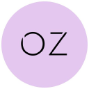 Oz Hair & Beauty logo icon