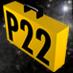P22 Type Foundry logo icon