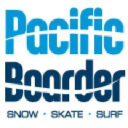 Pacific Boarder logo icon