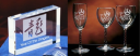 Pacific Etched Glass & Crystal logo