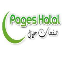 Pages Halal logo icon
