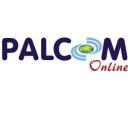Palcomonline logo icon
