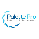 Palette Pro Painting & Renovation logo