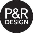 p and r design ltd logo