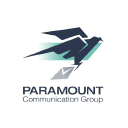 Paramount Communication Group logo icon