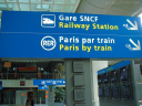 Paris By Train logo icon