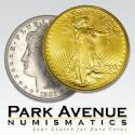 Park Avenue Numismatics Inc logo