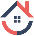 Immo100%Particuliers logo icon