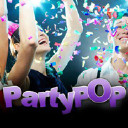 Party Pop Us logo icon