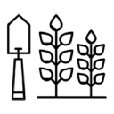 Patch logo icon