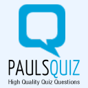 Pauls Quiz logo icon