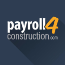 Payroll4 Construction logo icon