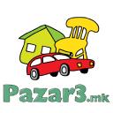Pazar3 logo icon