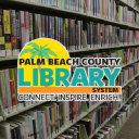 Palm Beach County Library System logo