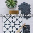 Portland Direct Tile & Marble logo