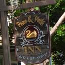 The Peace and Plenty Inn logo