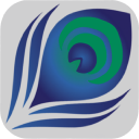 Peacock Media logo icon
