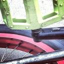 Pedal Action BMX logo