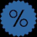 Percentage Fraud Traffic Report