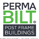 Town & Country Post Frame Buildings division of Permabilt Industries, Inc. Logo