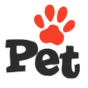 Pet logo icon