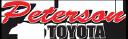 Peterson Toyota logo