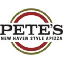 Pete's New Haven Style Apizza logo icon