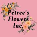 Petree's Flowers Company Logo