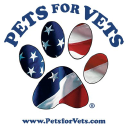 Pets For Vets logo icon