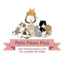 Pets Paws Plus logo icon