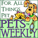 Pets Weekly logo icon