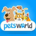 Pets World logo icon