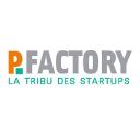 Pfactory logo icon
