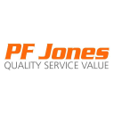 Pf Jones logo icon