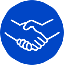 Connect + Develop logo icon