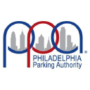 The Philadelphia Parking Authority logo icon