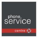 Phone Service Centre logo icon