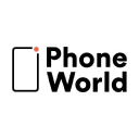 Phone World logo icon