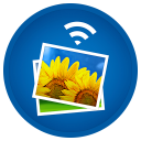 Photo Transfer App logo icon