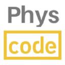 Phys Code logo icon