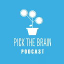 Pick The Brain logo icon